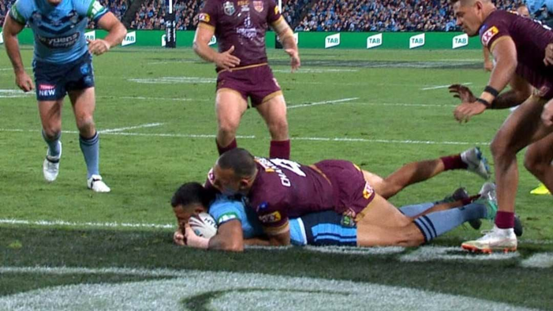 Article heading image for 'An All-Or-Nothing Play Has Put NSW Back In The Game'