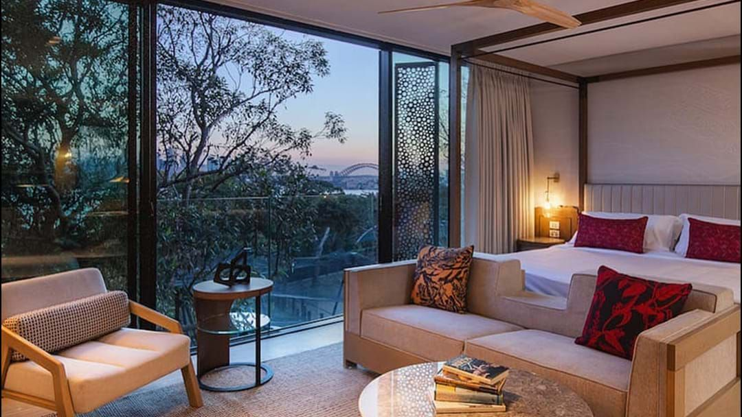 Article heading image for Sydney's Newest Luxury Eco-Retreat Is Right In The Heart Of Taronga Zoo