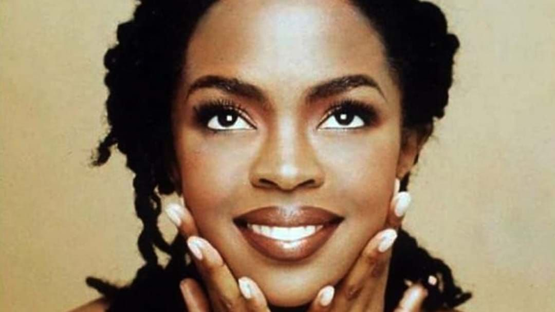 Article heading image for Lauryn Hill Is On Her Way Down Under!