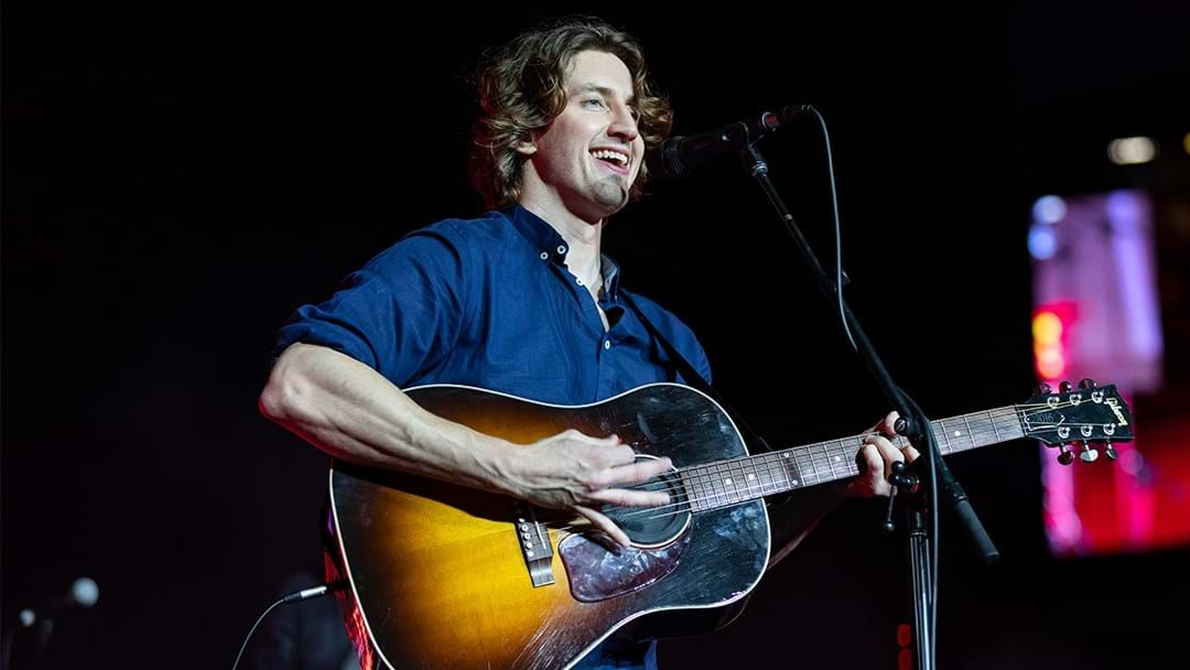 Article heading image for We Reckon Dean Lewis Is Alright