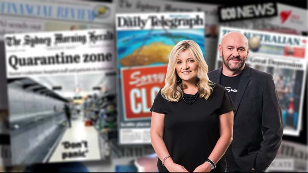 Article heading image for Why Tanya & Steve Were On Media Watch