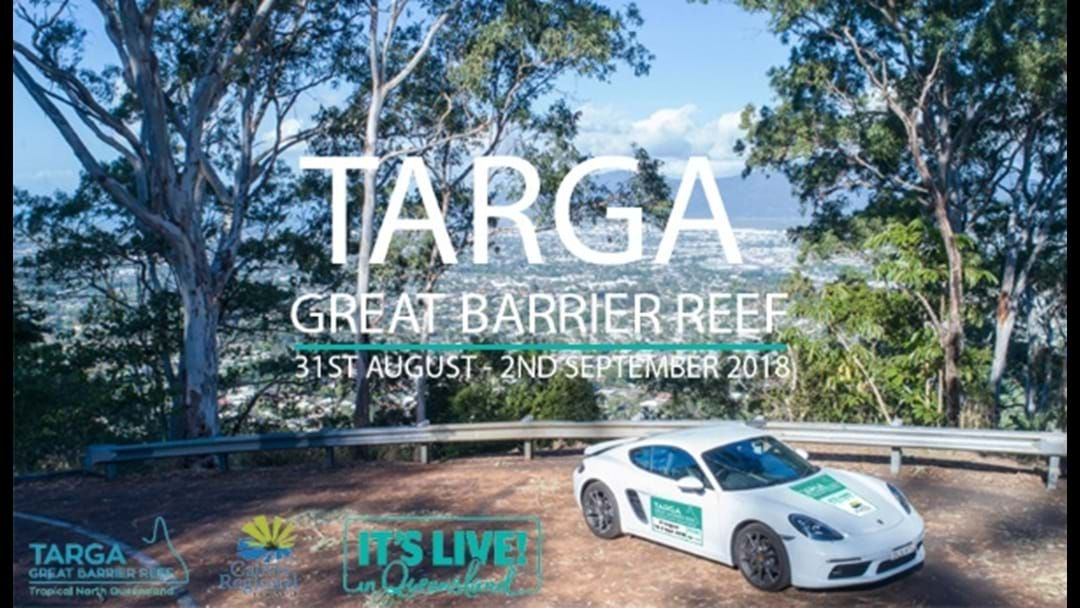 Article heading image for The TARGA Great Barrier Reef Race is almost here.