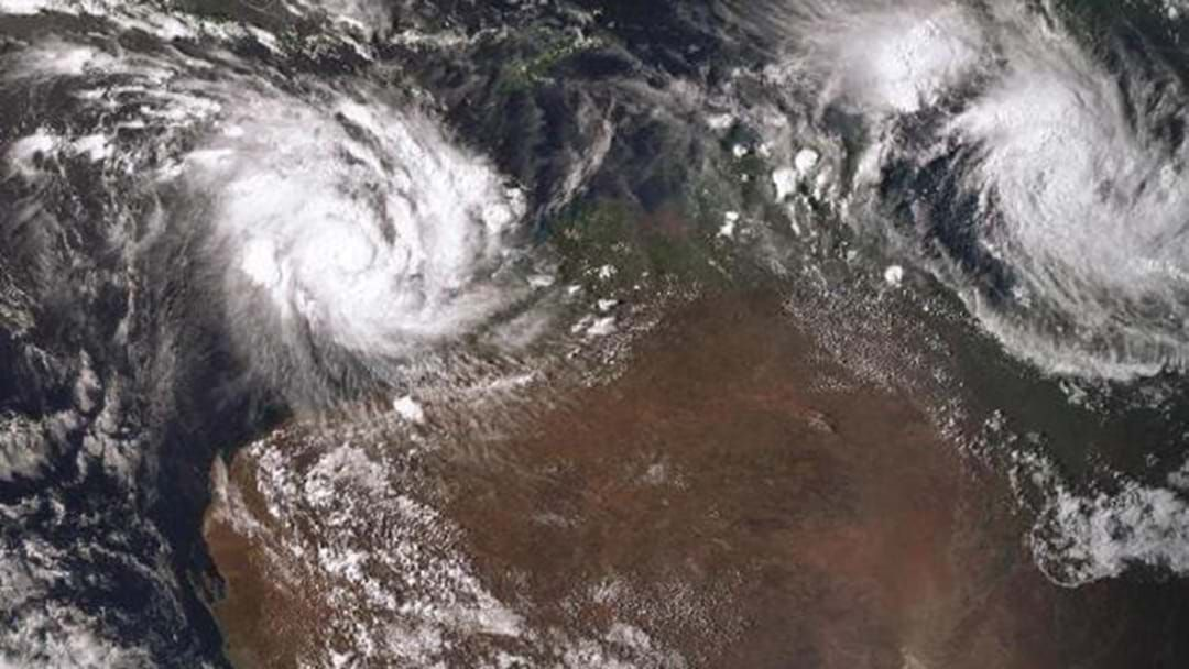 Article heading image for Tourists Told To Leave As Cyclone Veronica Nears The Coast