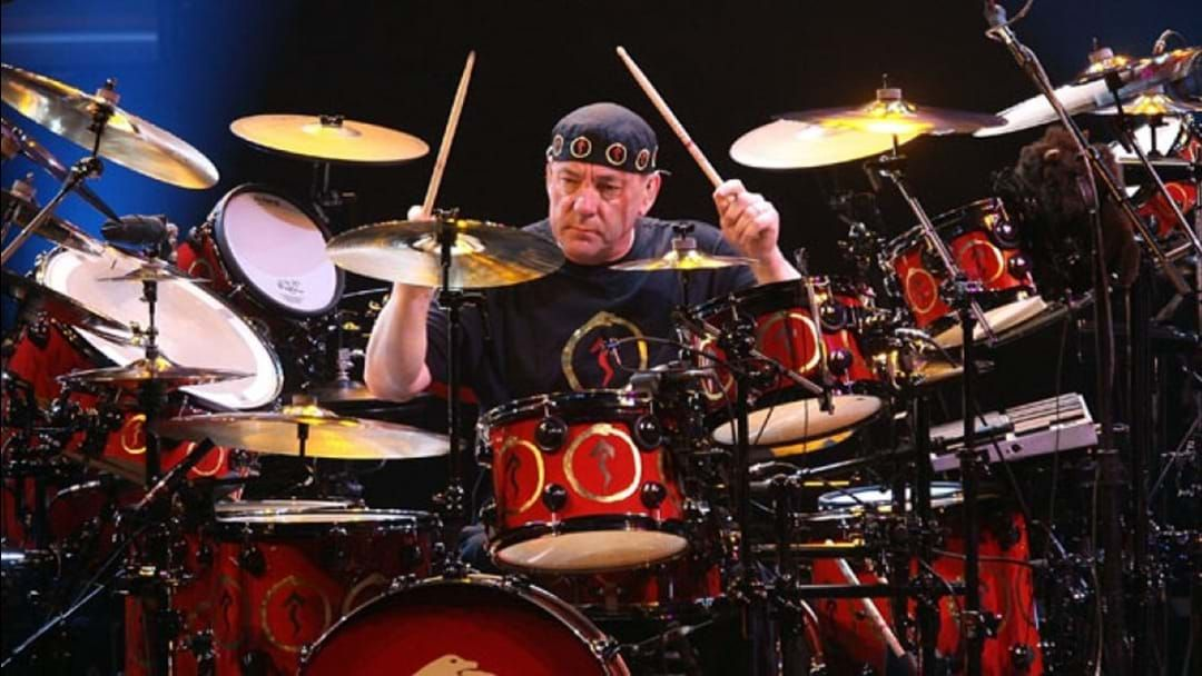 Article heading image for Rush Drummer And Lyricist Neil Peart Has Passed Away, Age 67