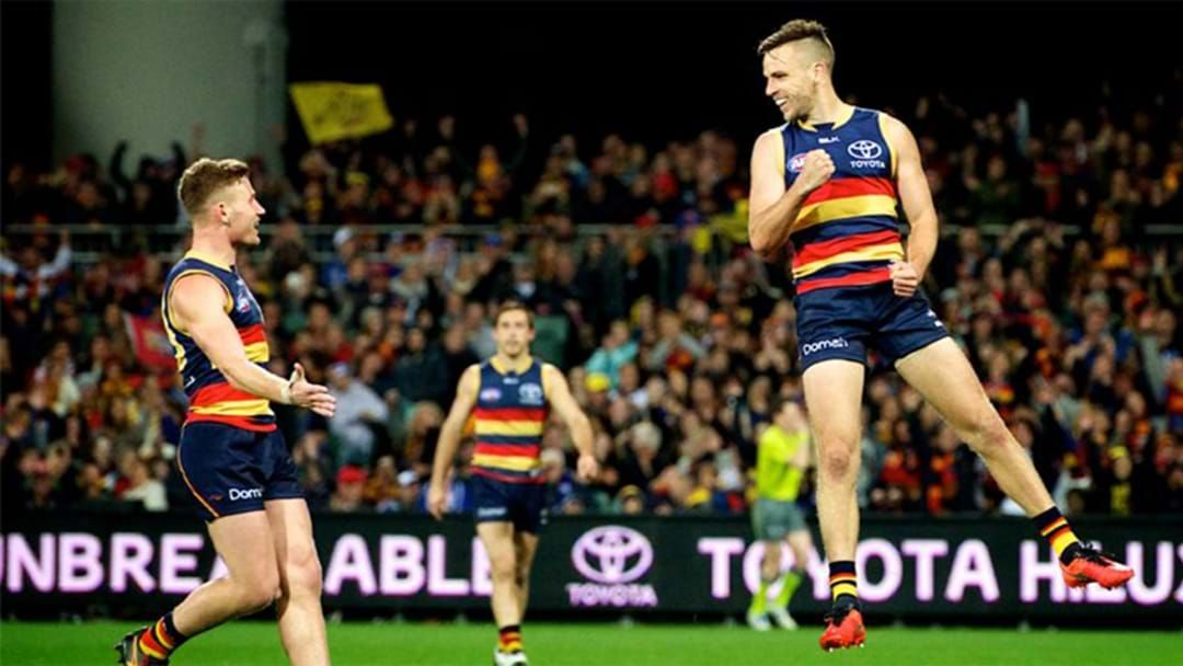 Article heading image for Rory Laird Names Potential Replacements For Brodie Smith and Mitch McGovern