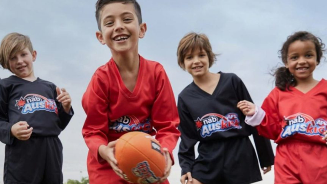 Article heading image for There's A Community Auskick Day In Griffith This Weekend!