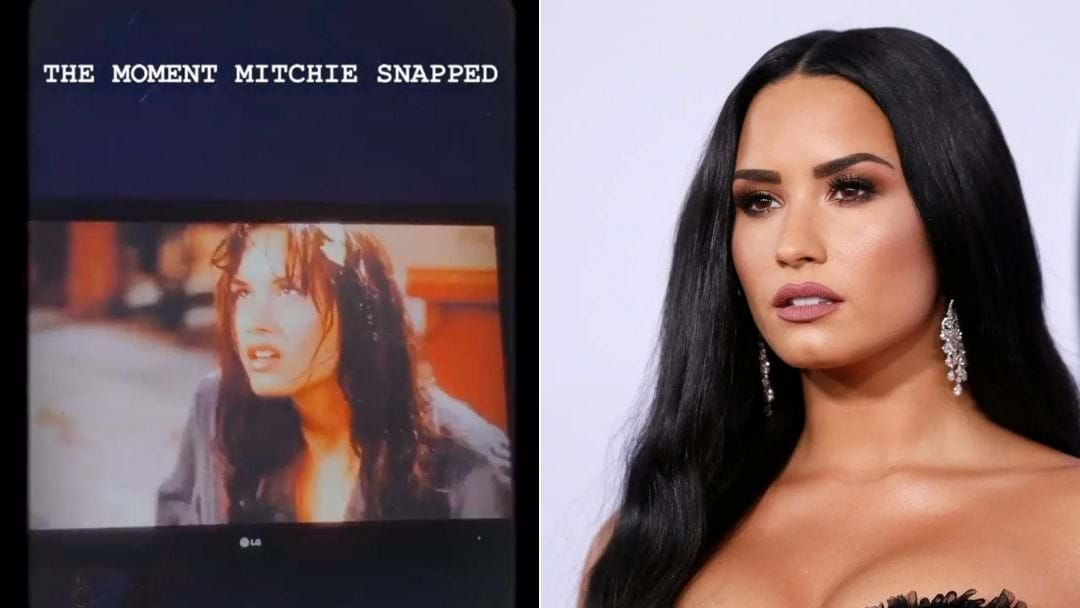 Article heading image for Demi Lovato Just Rewatched Camp Rock And Her Reaction Was Priceless