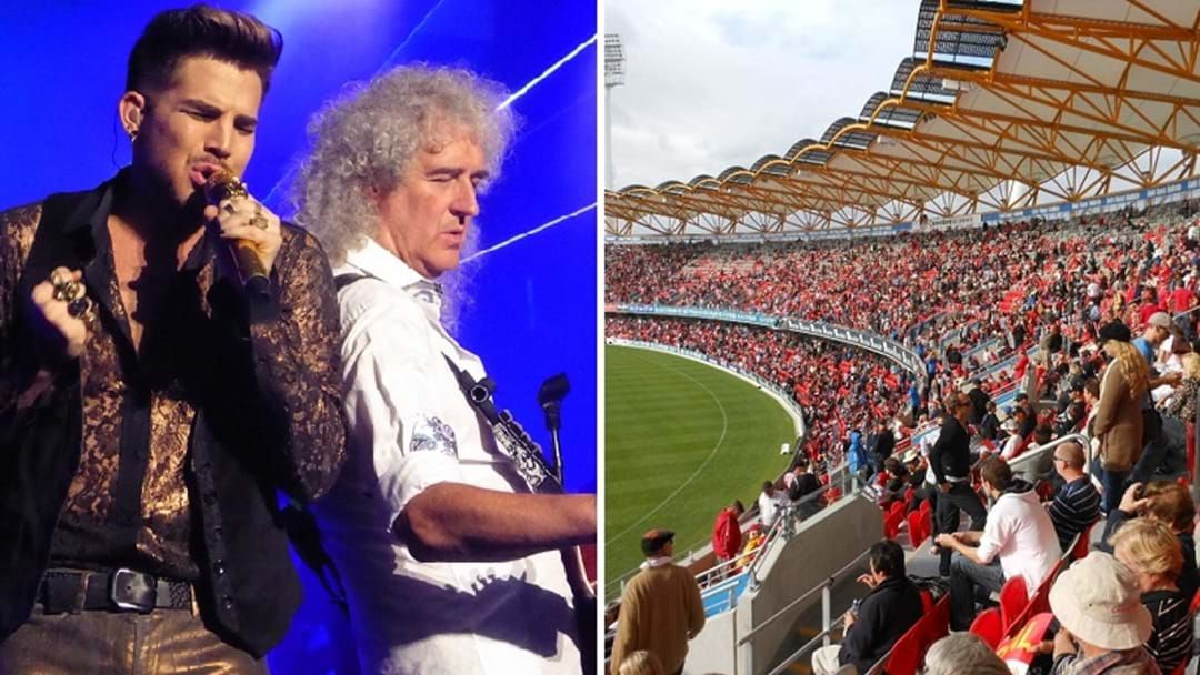 Article heading image for METRICON RHAPSODY: Queen To Play Gold Coast Stadium Spectacular