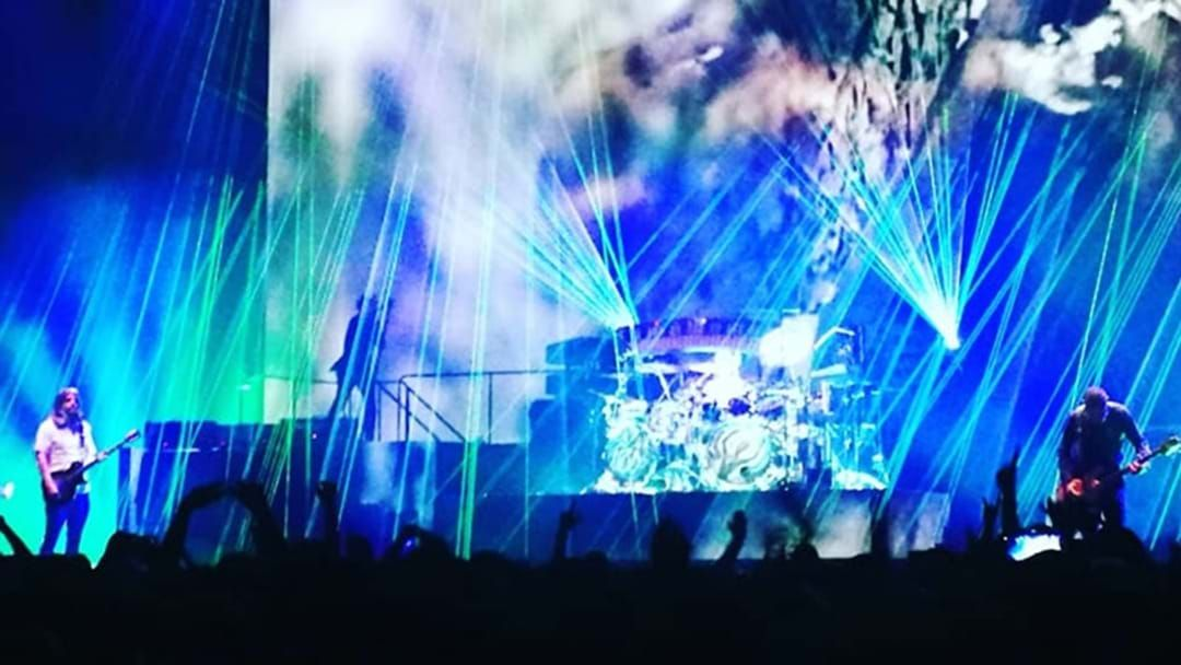 Article heading image for REVIEW | What We Thought Of Tool's First Show Of Their Fear Inoculum Tour