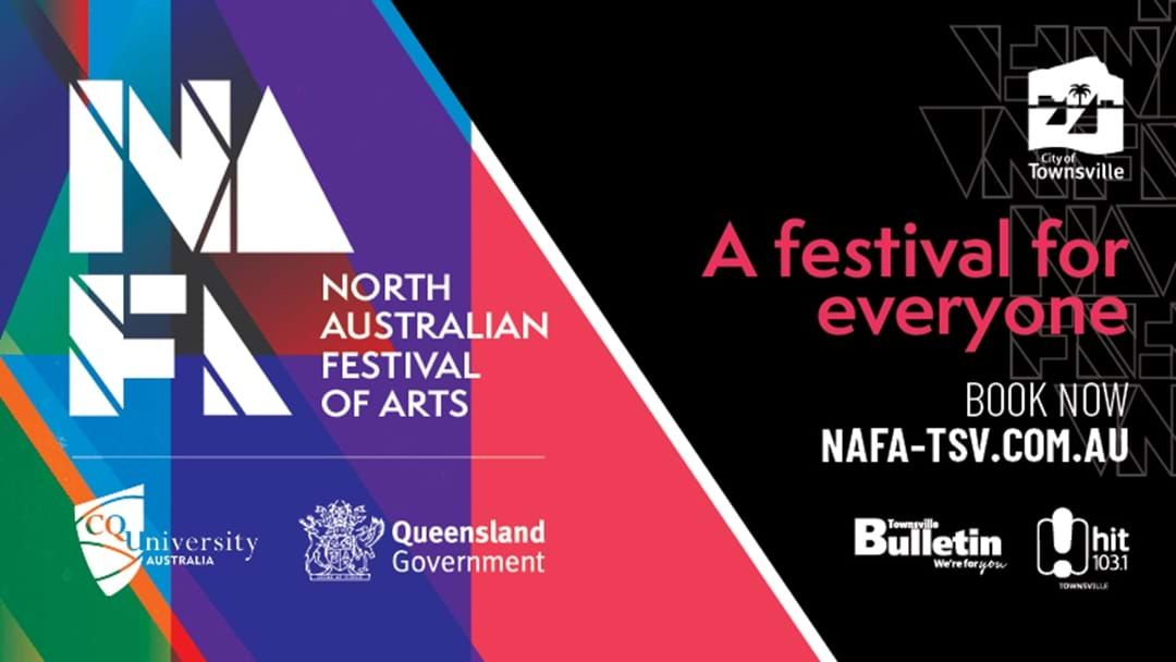 Article heading image for North Australian Festival of Arts