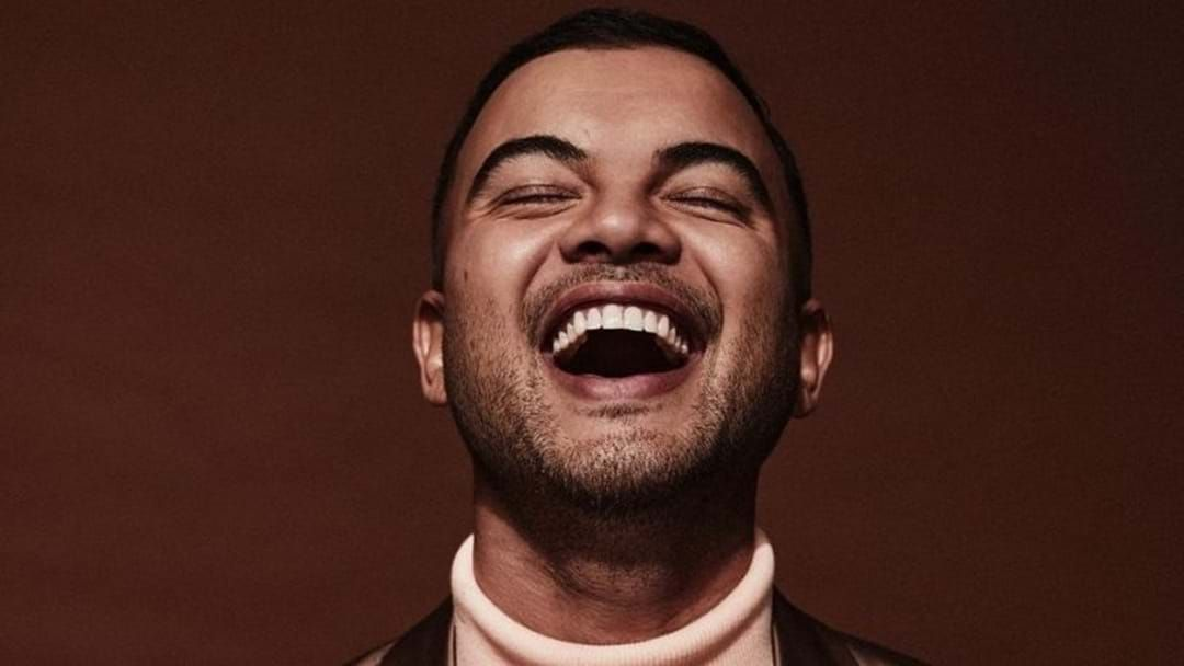 Article heading image for Guy Sebastian Tells Us About His New Album & Which Megastar Borrowed One Of His Songs