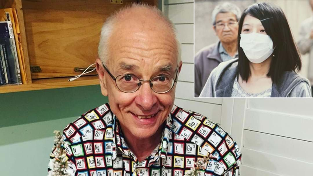 Article heading image for Dr Karl Explains The Coronavirus Situation In 2 Minutes