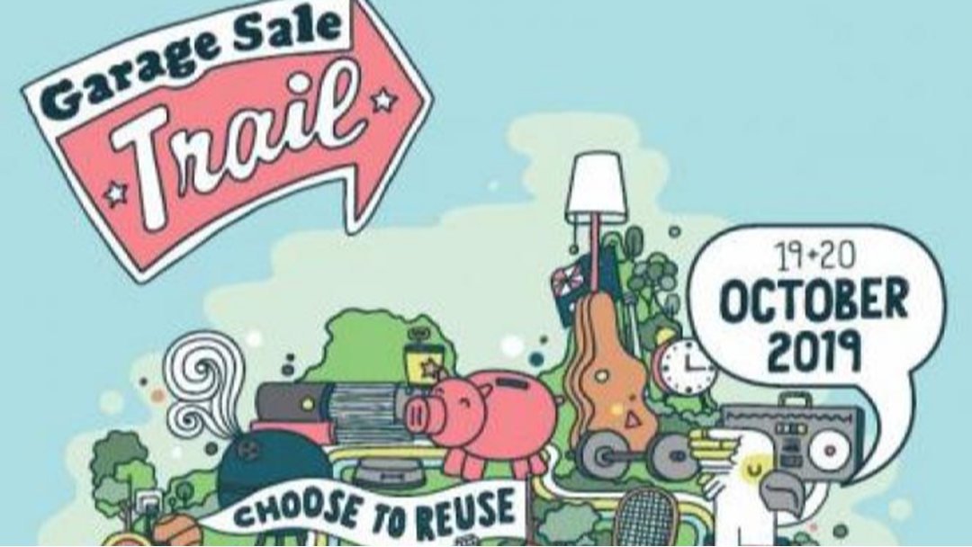 Article heading image for Registrations Open For Garage Sale Trail