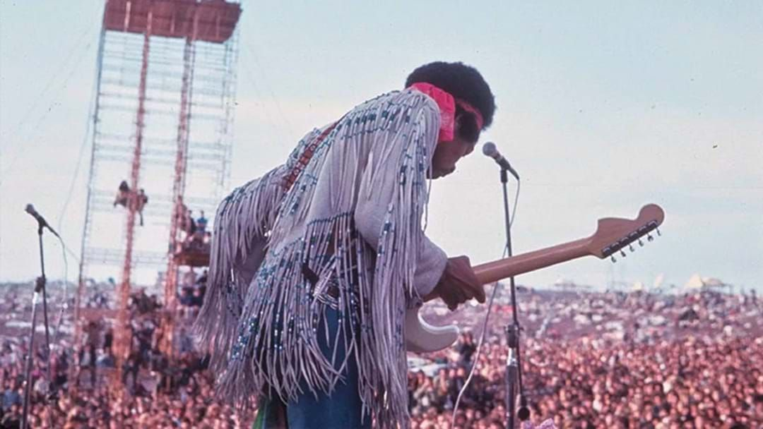 Article heading image for A Woodstock 50th Anniversary Festival Has Been Confirmed!