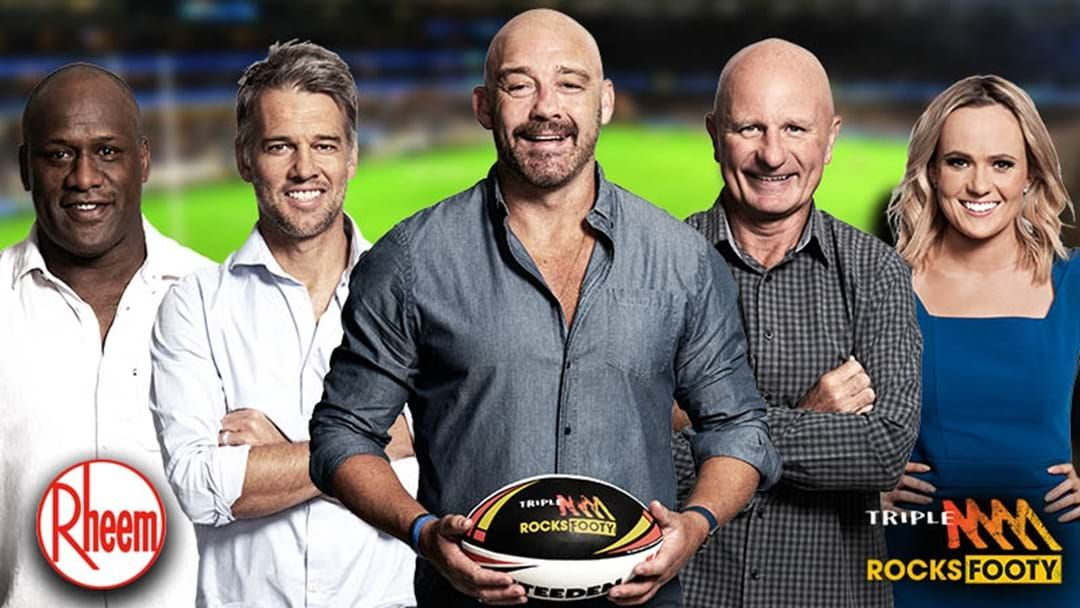 Article heading image for Triple M NRL's Round 20 On-Air Coverage & Broadcast Schedule