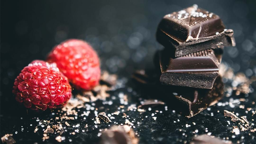 Article heading image for Feeling Down? Dark Chocolate Helps To Brighten Your Mood!