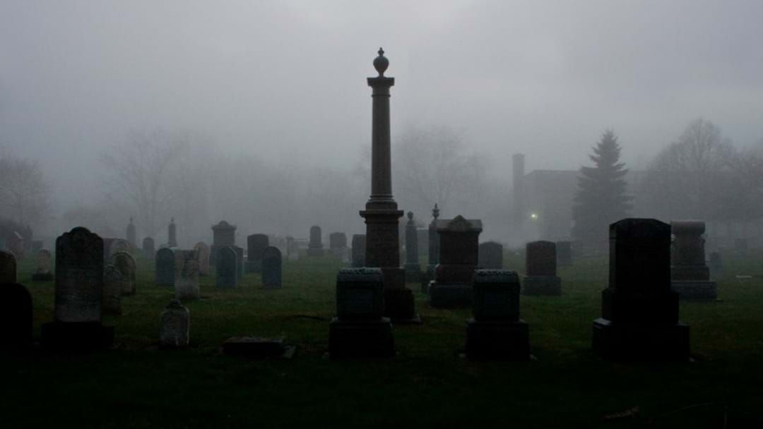 Article heading image for Spooky Stories On The Central Coast