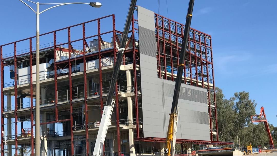 Article heading image for New Shepparton Art Museum Taking Shape