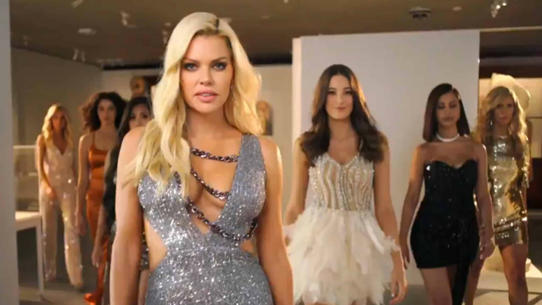 Article heading image for We Have A Crazy Theory About Sophie Monk On Beauty & The Geek