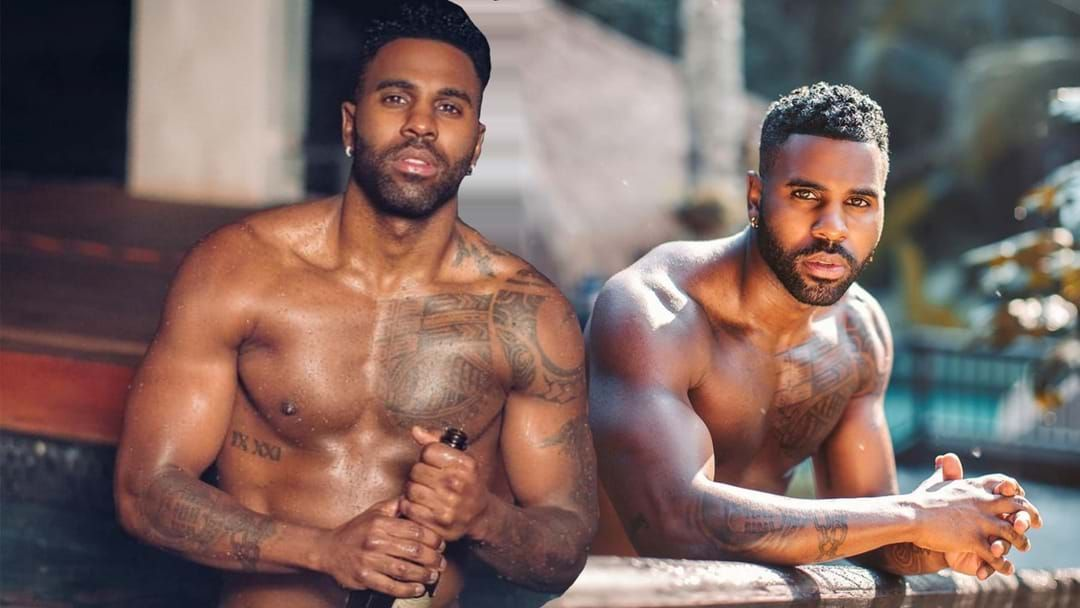 Article heading image for Jason Derulo Admits He Used To Drink Salmon Smoothies For Breakfast