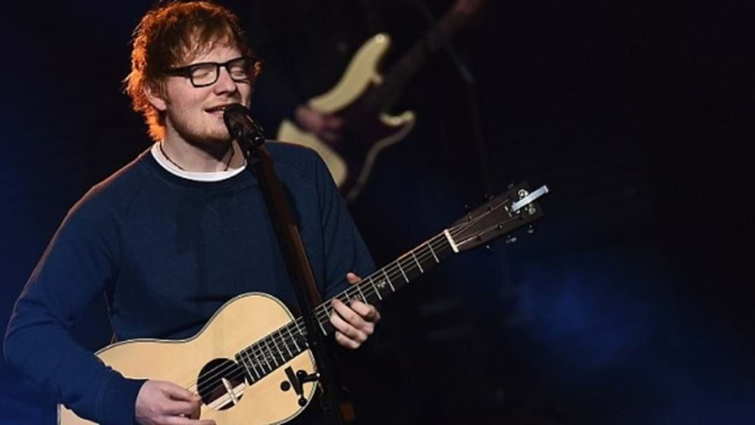 Article heading image for Man Charged Over Fake Ed Sheeran Tickets Sold For Brisbane Shows