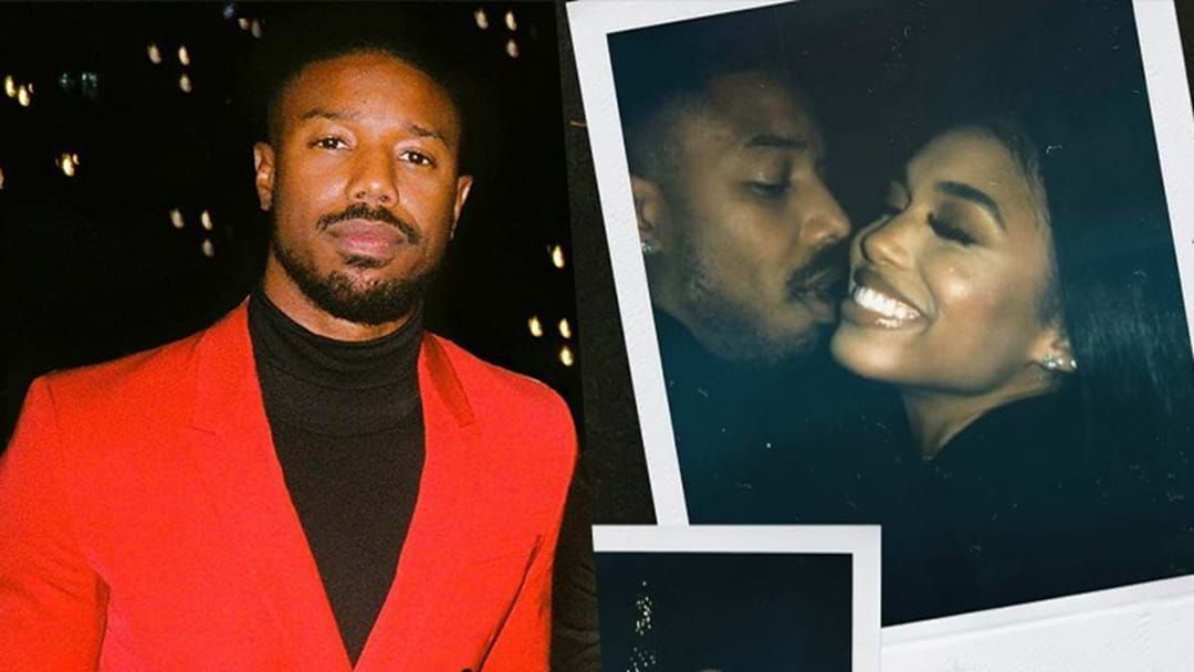 Article heading image for The Sexiest Man Alive Aka Michael B. Jordan Is No Longer Available After Going Insta Official With New Girlfriend