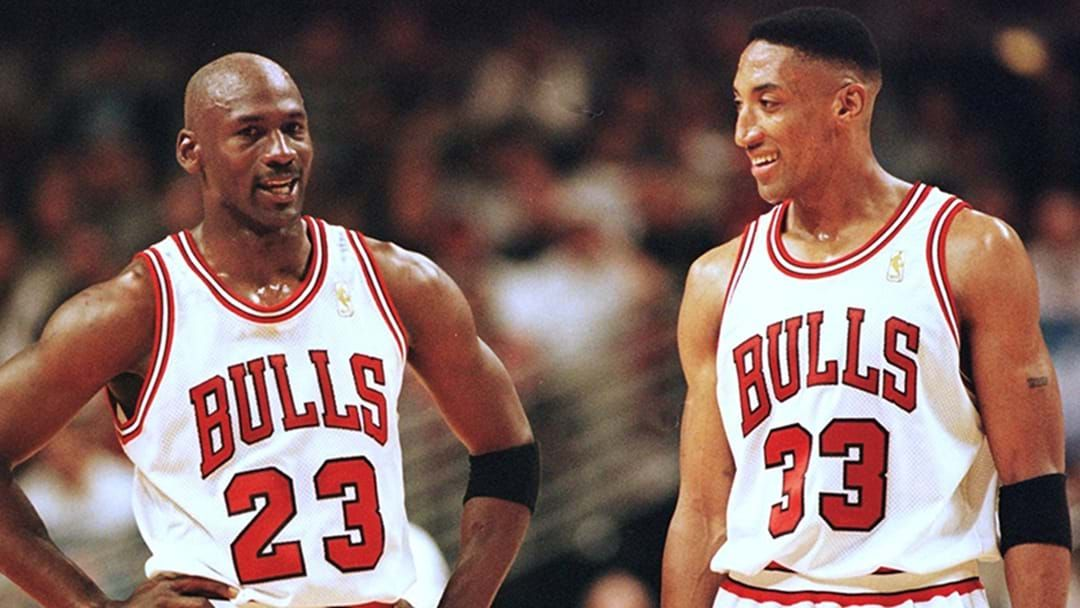 Article heading image for 'I Want Him To Narrate My Life': Kennedy Molloy React To Scottie Pippen's Incredible Voice In 'The Last Dance'