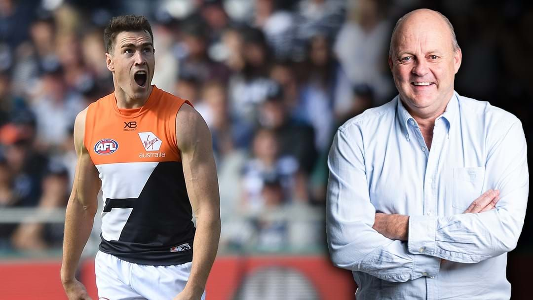 Article heading image for Billy Brownless Tries To Recruit Jeremy Cameron To Geelong On Air