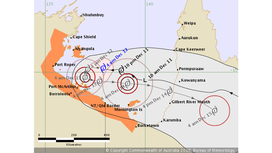 Article heading image for Townsville Told To Keep Up-to-date On Tropical Cyclone Owen