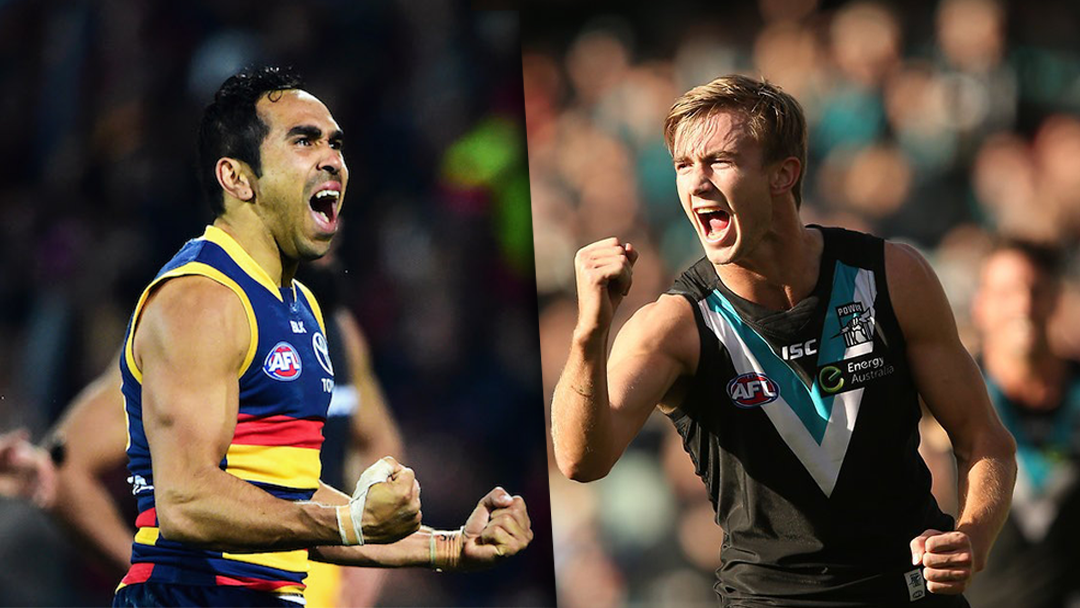 Article heading image for Tom Browne Provides Update On Eddie Betts And Dougal Howard's Potential Trades