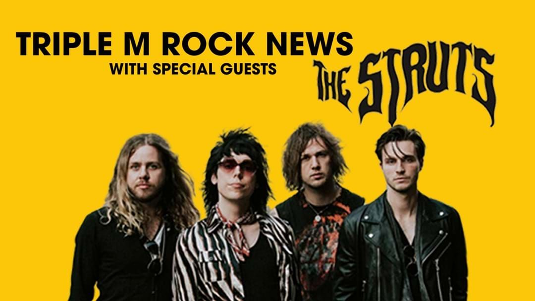 Article heading image for Foo Fighters, Red Hot Chili Peppers Tour, Greta Van Fleet, The Grammys, Local News And All That Matters In Rock News This Week