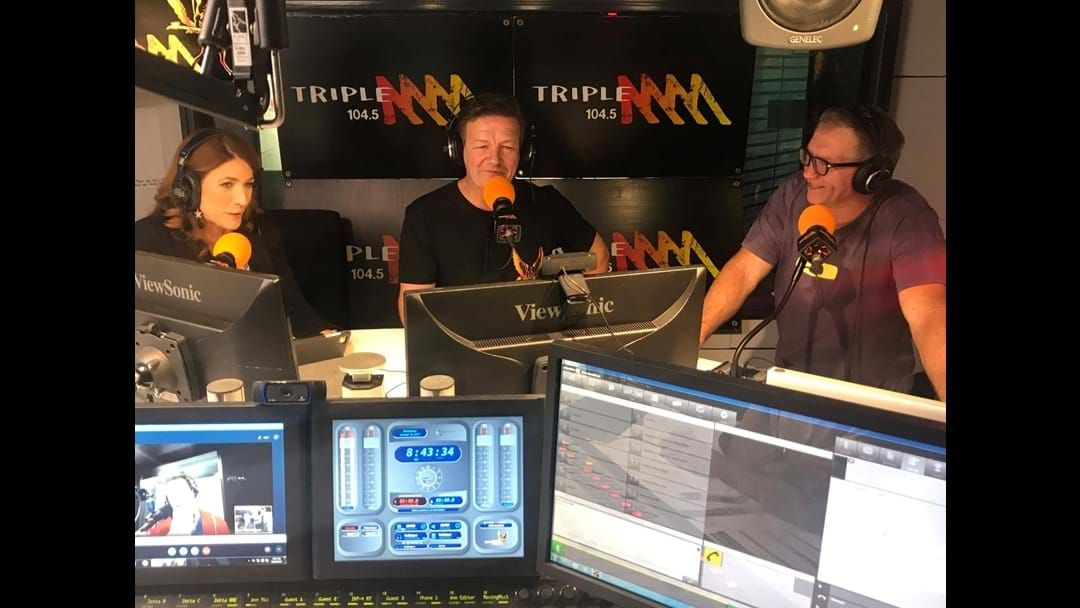 Lawrence Mooney Is Joining Marto And Robin On Triple M BIG