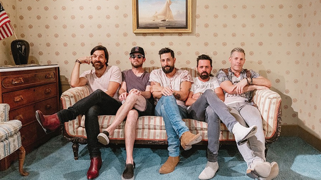 Article heading image for Old Dominion's Self-Titled Album Set for October 25 Release