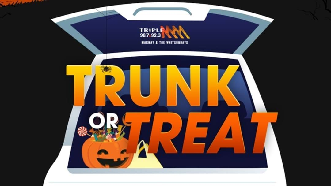 """Article heading image for Its BAAACCCKKK!!! Jay And Dave Original And Best """"Trunk Or Treat"""" This Halloween In Mackay!!!"""