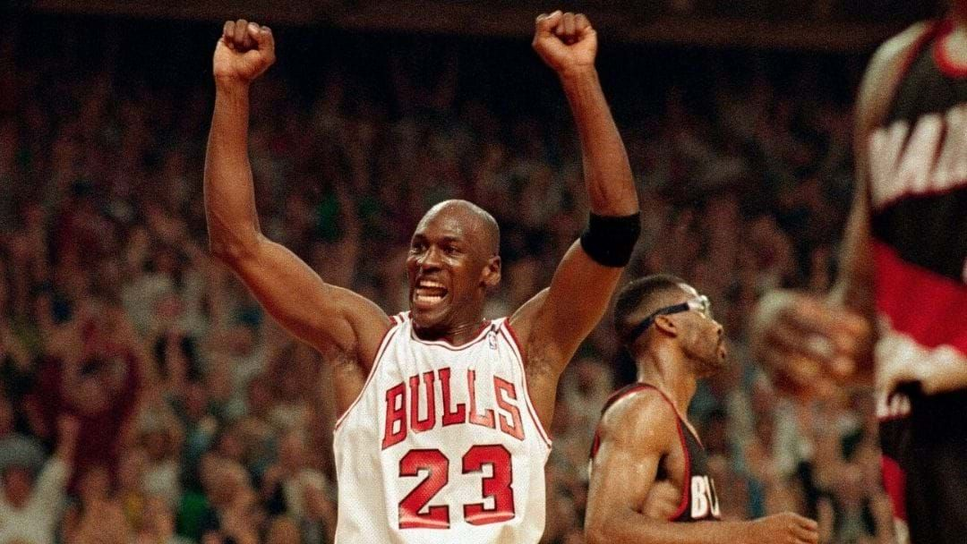 """Article heading image for NBA Writer Ben Golliver Reveals Which Player He Thinks Has The Michael Jordan """"Aura"""""""