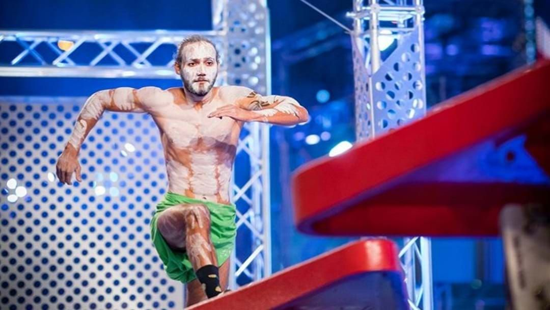Article heading image for Townsville's Ninja Back On The Telly Tonight In Semi Finals