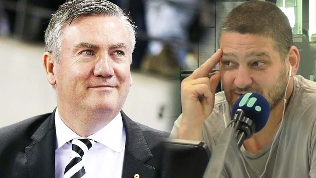 Article heading image for Eddie McGuire Opens Up About His Triple M Departure And The Collingwood Trading Controversy!