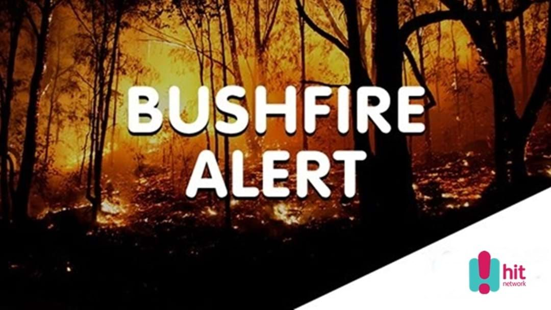 Article heading image for Bushfire EMERGENCY WARNING for parts of THE LAKES, BEECHINA, COPLEY, WOOTTATING, WOOROLOO in the SHIRES OF MUNDARING and NORTHAM