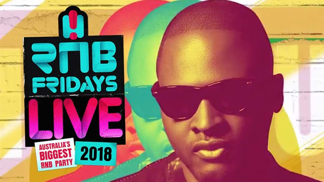 Article heading image for Taio Cruz Is On His Way To Aus For RNB Fridays LIVE!