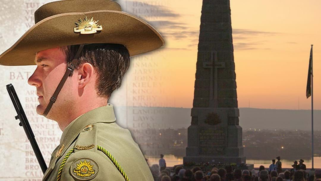 Article heading image for Just Some Of The Dawn Service Options On Offer