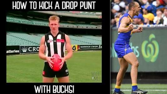 The Brutal Buckley Video Every Eagles Fan Needs To See Triple M