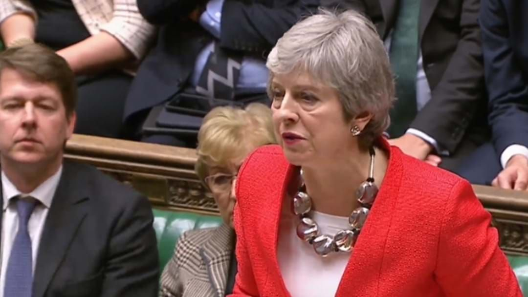 Article heading image for Theresa May's Brexit Deal Has Just Been Defeated In British Parliament