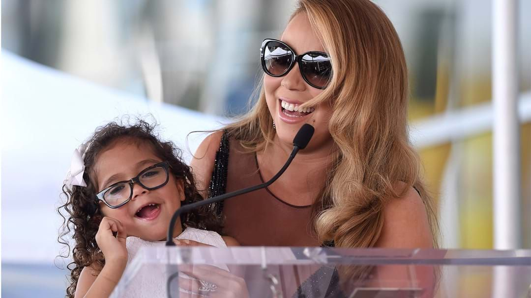 Article heading image for See Mariah Carey's Daughter Transform Into Her Mum In First Modelling Gig