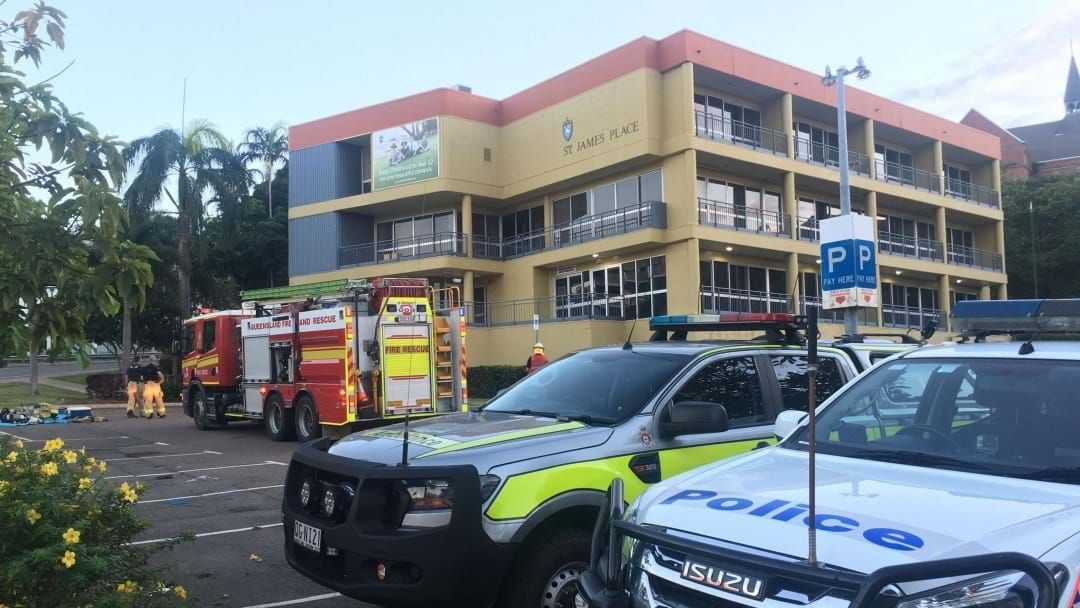 Article heading image for Townsville Firies Called To Early Morning City Unit Fire