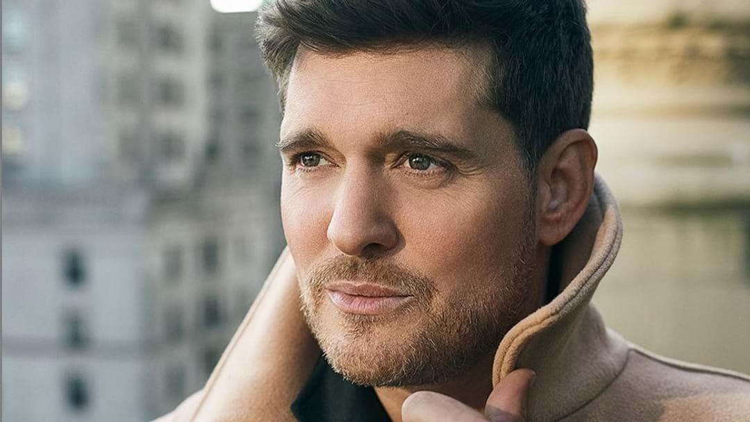 Article heading image for Michael Bublé Has Released A Song About His Kids & We're Weeping!