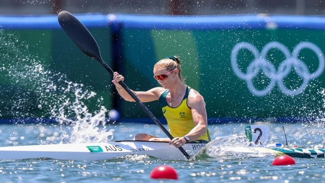 Article heading image for Queensland Olympian Alyce Wood Goes Back To School