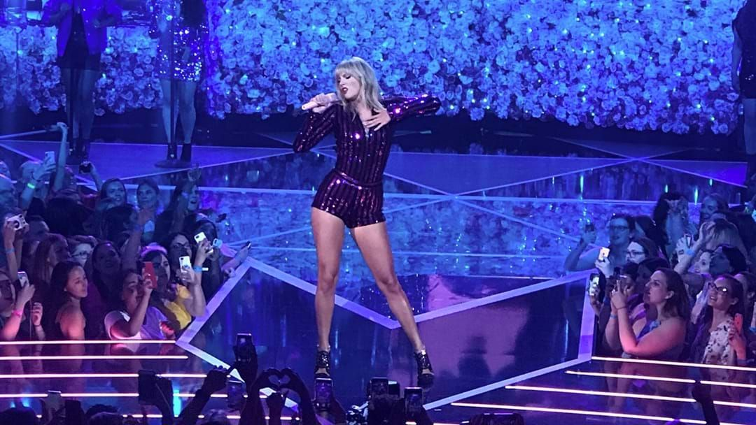 Article heading image for Here's What You Missed From Taylor Swift's Amazon Prime Concert