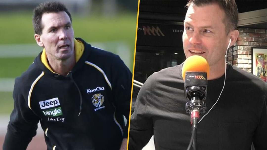Article heading image for Wayne Campbell Reveals Luke Darcy Copped A 'Life Ban' From His Pub