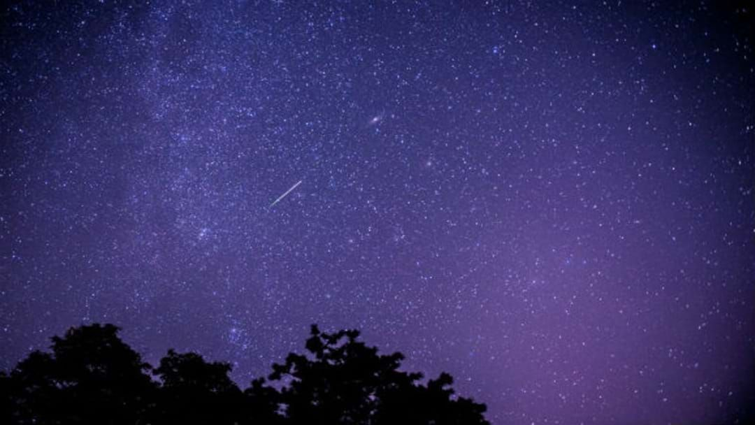 Article heading image for Persieds meteor shower on its way!