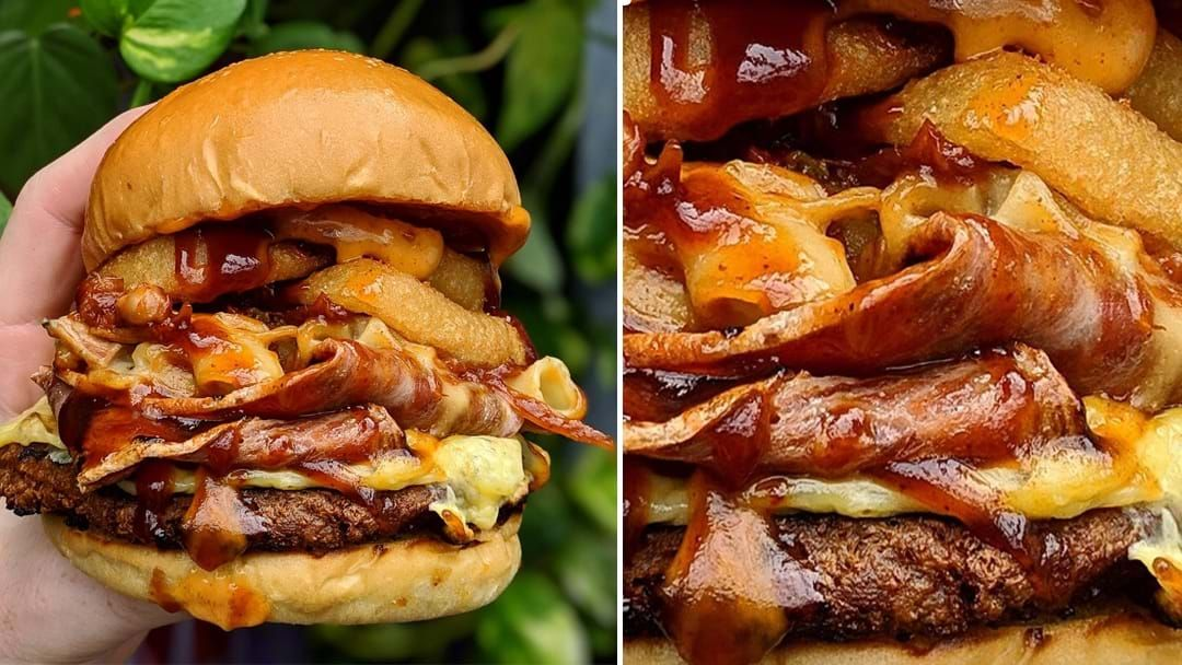 Article heading image for Milky Lane Now Has A Limited Time Vegan Burger